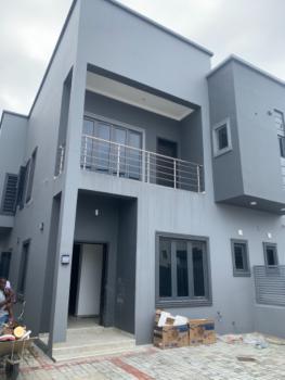 Well Built 5 Bedroom Semi Detached, Osapa, Lekki, Lagos, House for Rent
