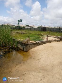 a Half Plot of Land, Off Mobile Road, Lekki Phase 2, Lekki, Lagos, Residential Land for Sale