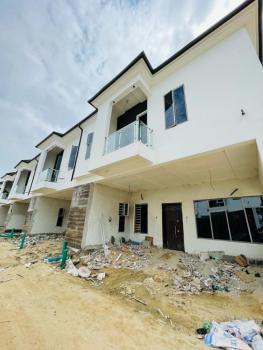 4 Bedroom Terraced Duplex with a Room Bq, Orchid, Ikota, Lekki, Lagos, Terraced Duplex for Rent