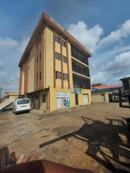 a 4 Storey House (open Plan), Lagos Abeokuta Expressway Kotangora Market, Abule Egba, Agege, Lagos, Office Space for Sale