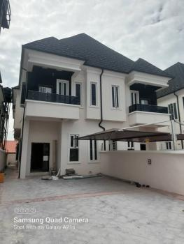Brand New 4 Bedroom Semi Detached Duplex, By Victoria Crest, Orchid Road, Lekki, Lagos, House for Rent