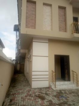 Luxurious 4 Bedrooms Semi Detached Duplex, Chevy View Estate Chevron, Igbo Efon, Lekki, Lagos, Semi-detached Duplex for Rent