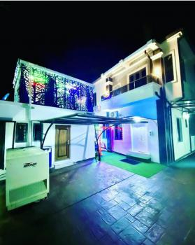 Luxury 5 Bedroom Apart with Excellent Finishing, Osapa, Lekki, Lagos, Flat / Apartment Short Let