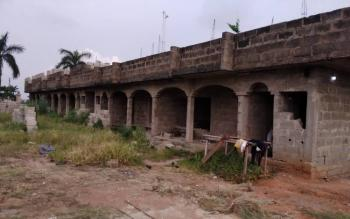 Uncompleted  6 Units of 5 Bedrooms Terraced Duplex, Adjacent Efcc, Rev Oyebode Street, Iyaganku, Ibadan, Oyo, Terraced Duplex for Sale