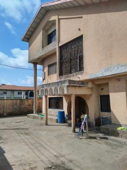 Super Solid Block of Flats. 4 Units 3 Bedroom Flat & 1 Unit 4 Bedroom, Cofo, By Fidelity Bank, Ago Palace, Isolo, Lagos, Block of Flats for Sale