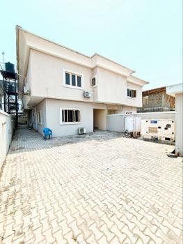 Well Maintained 4 Bedroom Semi-detached Duplex with a Room Bq, Lekki Phase 1, Lekki, Lagos, Semi-detached Duplex for Rent