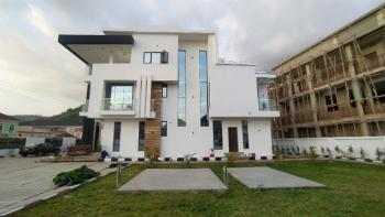 Tastefully Built Nicely 5 Bedroom Detached Mansionete with Bq and Pool, News Engineering, Dawaki, Gwarinpa, Abuja, Detached Duplex for Sale