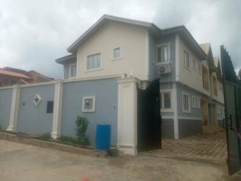 Newly Built All Room Ensiuite 3 Bedroom Flat  with P.o.p Finish, Off Alagbole Ojodu Road, Alagbole, Ifo, Ogun, Flat / Apartment for Rent