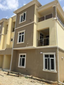 Brand New Massive 4 Bedrooms Terraced Duplex with 2 Living Rooms, Nepa Junction / Cedarcrest Hospital, Apo, Abuja, Terraced Duplex for Rent