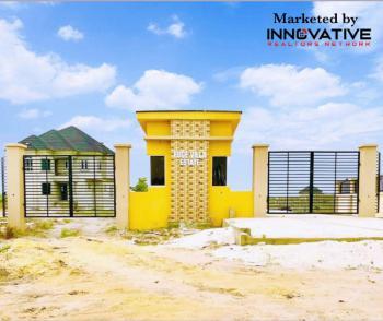 One Plot of Land, Edge Villa Estate., Eleko, Ibeju Lekki, Lagos, Residential Land for Sale