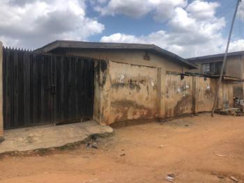 Strategic Mixed-use Fenced & Gated 8 Rooms Tenement Building, Kasunmu Street, Behind Apete Market, Near Ibadan Poly Apete, Eleyele, Ibadan, Oyo, Detached Bungalow for Sale
