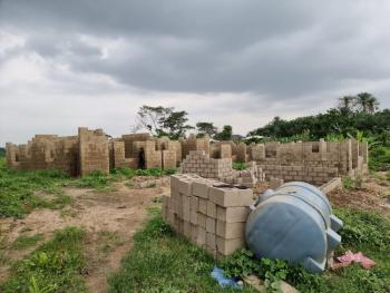 2 Plots of Land with Uncompleted Building on It, Akobo,  Olorunda Road, Success Avenue, Lagelu, Oyo, Residential Land for Sale