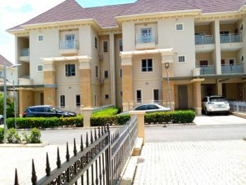 a Tastefully Finished Fully Serviced 4 Bedroom Terrace Duplex with 1bq, District, Wuye, Abuja, Terraced Duplex for Rent