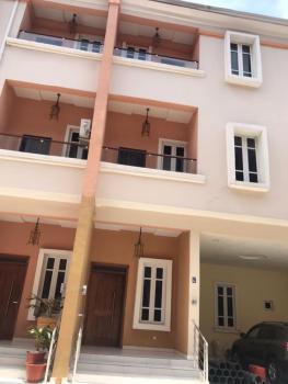 4 Bedroom Terrace with Bq, Ikate, Lekki, Lagos, Terraced Duplex for Sale