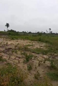 Affordable Dry Land in a Good Location, Opp La Campagne Tropicana Resort, Ikegun, Ibeju Lekki, Lagos, Residential Land for Sale