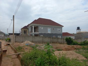 4 Bedrooms Fully Detached Duplex Land, Pentville Estate, Lokogoma District, Abuja, Residential Land for Sale