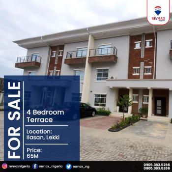 Beautiful 4 Bedroom Terrace, Ilasan, Lekki, Lagos, Terraced Duplex for Sale