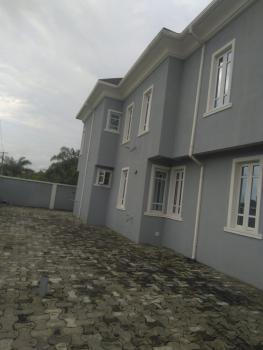 New 3 Bedroom Terrace Duplex in an Estate, Crown Estate, Ajah, Lagos, Terraced Duplex for Rent