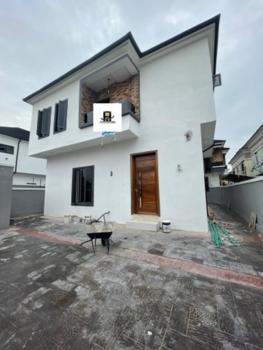 4 Bedroom Detached Duplex with a Bq, Idado, Lekki., Idado, Lekki, Lagos, Detached Duplex for Rent