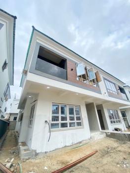 Serviced 4 Bedroom Semi Detached Duplex, Osapa, Lekki, Lagos, Semi-detached Duplex for Sale