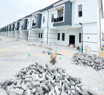 Lovely 4 Bedrooms Terraced Duplex with Spacious Rooms, Orchid, Lekki Phase 2, Lekki, Lagos, Terraced Duplex for Sale