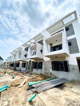 4 Bedroom Townhouse, Ilasan, Lekki, Lagos, Terraced Duplex for Sale