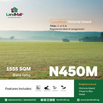 Hot Deal, Bare Land, Victoria Island (vi), Lagos, Land for Sale