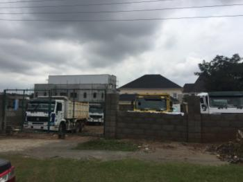 1400sqm Plot of Land with C of O, Main, Guzape District, Abuja, Residential Land for Sale