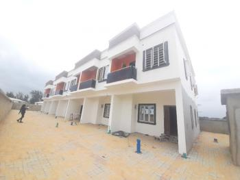 Most Affordable Luxurious Home, 3mins Drive From Mega Chicken, Ikota, Lekki, Lagos, Terraced Duplex for Sale