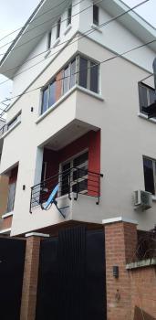 Luxury 3 Bedroom Duplex with Bq, Julie Estate, Oregun, Ikeja, Lagos, Terraced Duplex for Rent