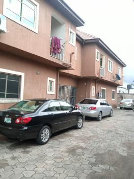 Standard 1 Bedroom Flat, Off Pearls Garden Estate Shell Cooperative, Eneka, Port Harcourt, Rivers, Flat / Apartment for Rent