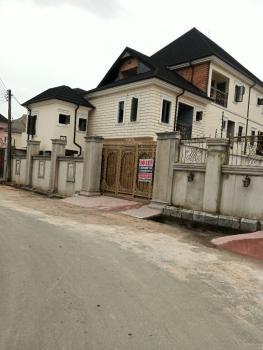Standard 2 Bedroom Duplex, Pearls Garden Estate Shell Cooperative Off G U Akeh Rd Eliozu, Eneka, Port Harcourt, Rivers, House for Rent
