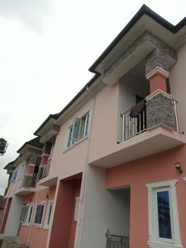 Luxury 2 Bedroom Duplex, Off Centenary Estate Shell Cooperative, Eneka, Port Harcourt, Rivers, House for Rent