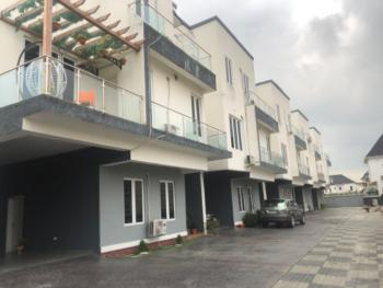 Luxury 5 Bedroom Terrace Duplex with Inverter, Oral Estate, Lekki Phase 2, Lekki, Lagos, Terraced Duplex for Rent