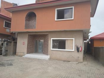 Newly Renovated 7 Bedroom Detached House (office Use), Right Side, Lekki Phase 1, Lekki, Lagos, Detached Duplex for Rent