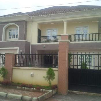 Newly Built & Tastefully Finished 5bedrooms Detached Duplex with Bq, Kingnazz Estate, Opposite Games Village, Garki, Abuja, House for Sale