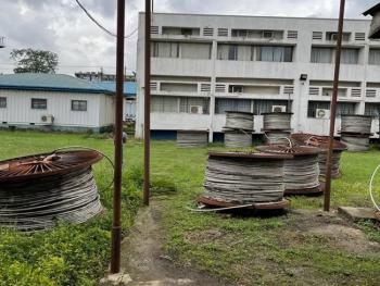 an Electrical and Cable Factory Sitting on 3 and Half Acres, Oba Akran, Ikeja, Lagos, Factory for Sale