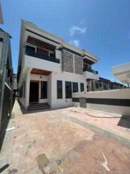 Brand New 4 Bedrooms Semi Detached Duplex with B.q, Ikota, Lekki, Lagos, Semi-detached Duplex for Sale
