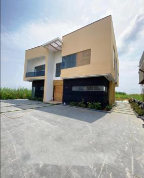 Executive 5 Bedrooms Detached Duplex with B.q, Chevron, Lekki, Lagos, Detached Duplex for Sale