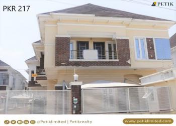 4 Bedroom Fully Detached with a Bq, Agungi, Lekki, Lagos, Detached Duplex for Rent
