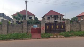 Uncompleted 5 Bedrooms Twin Duplex, Golf Estate, Gra, Enugu, Enugu, Detached Duplex for Sale