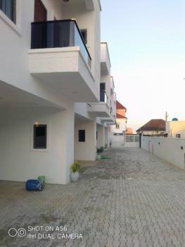 Lovely Four Bedrooms Terraced Duplex, Happy Land Estate, Sangotedo, Ajah, Lagos, Detached Duplex for Sale