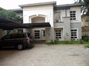 5 Bedrooms Duplex with Bq in an Estate, Wuse 2, Abuja, House for Sale