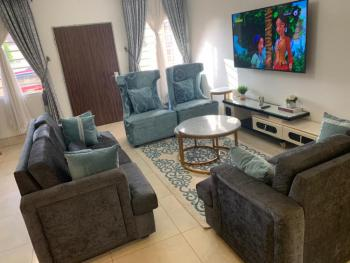 Furnished Fully Detached Bungalow, Close to Brains and Hammers, Galadimawa, Abuja, Detached Bungalow for Rent