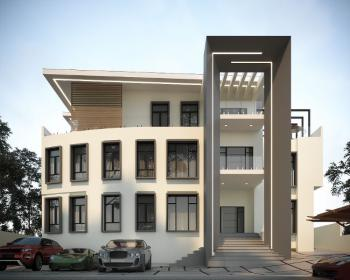 Brand New 8 Bedrooms Contemporary Masterpiece, Asokoro District, Abuja, Detached Duplex for Sale