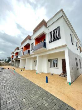 Luxury 3 Bedrooms Terraced Duplex, Ikota, Lekki, Lagos, Terraced Duplex for Sale