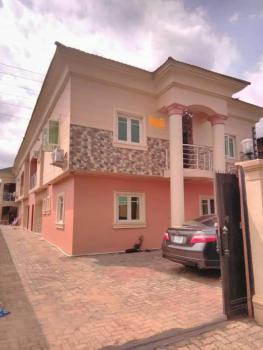 3 Nos. 3 Bedrooms, 2 Nos. 2 Bedrooms, 2 Nos. Mini Flats, Santos Estate, Akowonjo, Alimosho, Lagos, Block of Flats for Sale