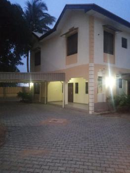 4 Bedroom Detached Duplex with 2 Bedroom Bq and Security Gate., Maitama District, Abuja, Detached Duplex for Rent