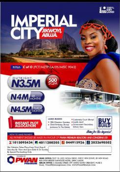 Land, Imperial City, Jikwoyi, Abuja, Land for Sale