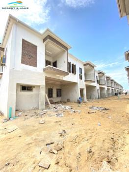 4 Bedroom Terraced Duplex (serviced), Orchid Road, Lafiaji, Lekki, Lagos, Terraced Duplex for Sale